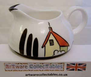 Carlton Ware - Marie Graves - Small Cream/Milk Jug -  1/1